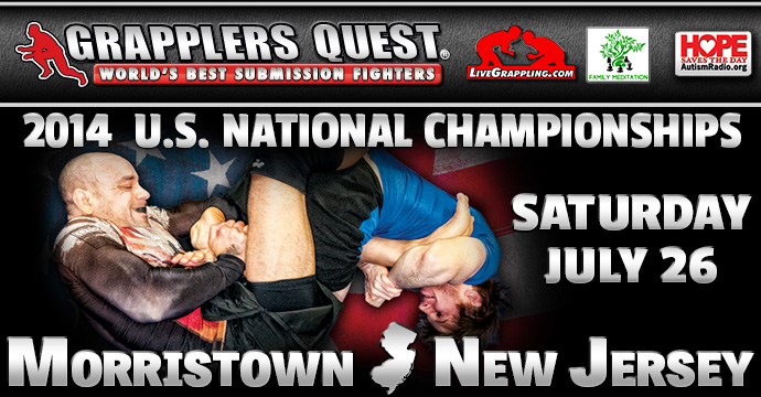 Grapplers Quest U.S. National Championships