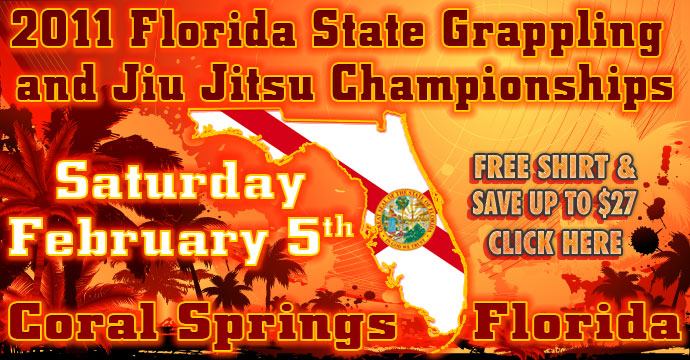2011 Florida State Grappling and Jiu Jitsu Championships