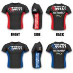 Grapplers Quest Rash Guards