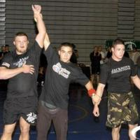 Roy Nelson, 2003 Grapplers Quest Absolute Champion