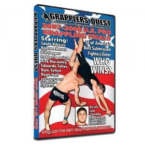 2007-2008 Grapplers Quest U.S. Pro Trials featuring Stevenson, Ribeiro, Cooper,