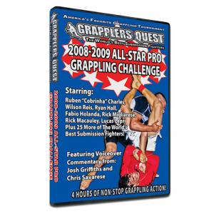 2008-2009 Grapplers Quest Men's Pro All Star Challenge