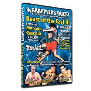 Beast of the East 3: Garcia, Gracie, Horn, & Florian