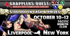 Professional Grapplers Quest Tournament