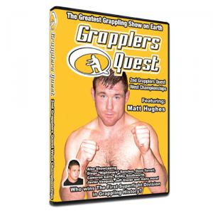 Grapplers Quest West 2: Matt Hughes, Diego Sanchez and More!