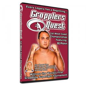 Grapplers Quest West 1: BJ Penn, Laimon, Monson, Lister & More!