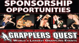 Grapplers Quest Sponsorship Opportunities