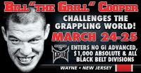 Bill Cooper Grapplers Quest