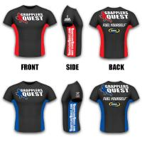 Grapplers Quest Rashguard