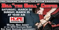 Bill Cooper Autism Awareness Seminar Weekend
