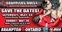 2013 Grapplers Quest Canadian National Championships
