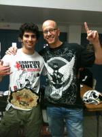 Enrico Cocco wins Grapplers Quest Florida Grand Prize