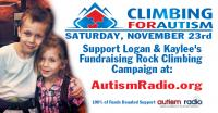 Climbing for Autism