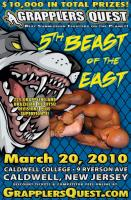 Beast of the East, 2010 Grapplers Quest East Coast Grappling Championships