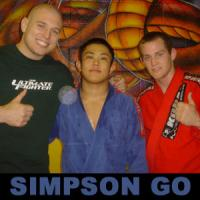 Marc Laimon, Sim Go, and Jeff Glover