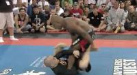 Jeff Glover vs. Wilson Reis at 2009 UFC Fan Expo
