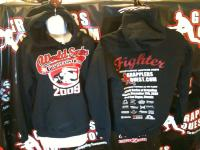 2009 Limited Edition World Series of Grappling Hoodie
